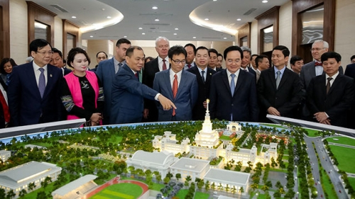 First elite training university in Vietnam inaugurated