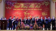 Overseas Vietnamese joyfully celebrate Lunar New Year