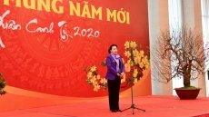 NA chairwoman conveys Tet wishes to NA deputies