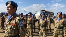 Vietnamese peacekeepers make deep impression in South Sudan