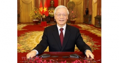 January 20-26: Party General Secretary and President extends Lunar New Year greetings