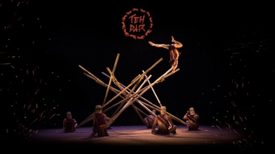 February 3-8: Teh Dar: Vietnamese Tribal Culture show by Lune Production in Ho Chi Minh City