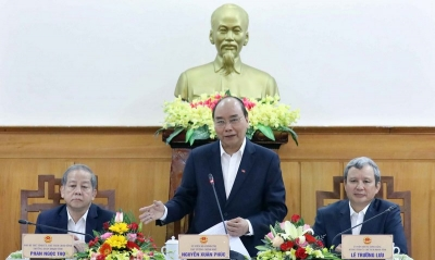 PM: Thua Thien-Hue must quickly overcome nCoV impact