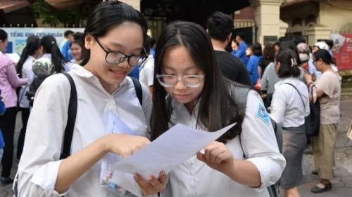 Hanoi students to sit high school entrance exams in early June