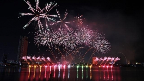 Da Nang International Firework Festival 2020 cancelled due to Covid-19 threat