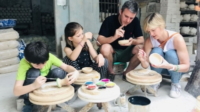 Hanoi integrates agriculture and craft villages with tourism development