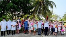 Tourism sector receives warm appreciation of foreigners amid COVID-19