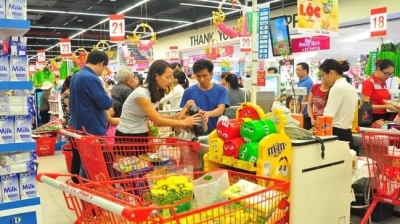 Retail and consumer services up 4.7% in first quarter