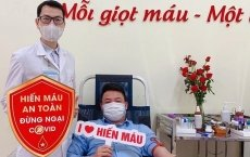 "Hundreds respond to ""All-people blood donation day"""