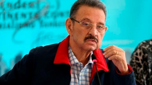 Condolences to Sandinista National Liberation Front of Nicaragua over Secretary death