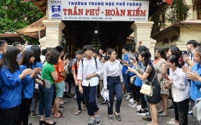 Hanoi to complete enrolment for 10th grade before August 15
