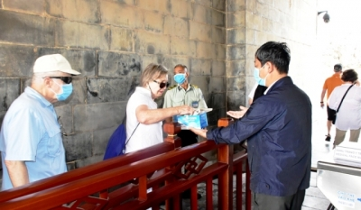 Hue's relic sites to reopen on April 30