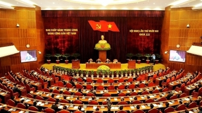 May 11-17: Party Central Committee's 12th plenum concludes