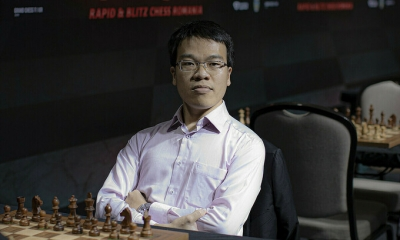 Grandmaster Le Quang Liem shares fourth place at Online FIDE Steinitz Memorial