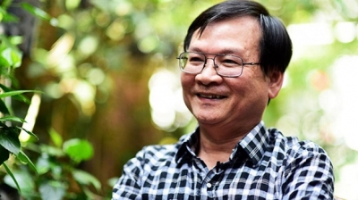 Writer Nguyen Nhat Anh: I sky the ball many times