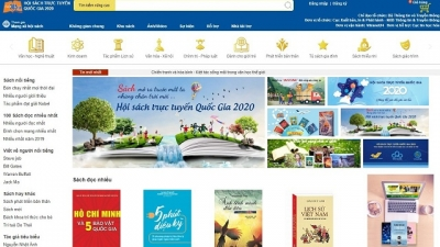 Over 10,000 books offered to readers in online book fair