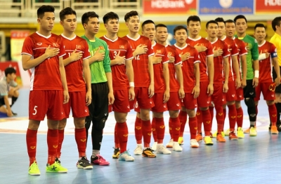 Vietnam to hunt for Futsal World Cup place in August