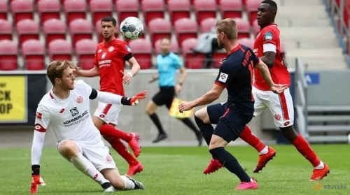 Football: Werner bags hat-trick as Leipzig trounce Mainz