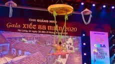 Curtain raised on 2020 Circus Gala in Quang Ninh