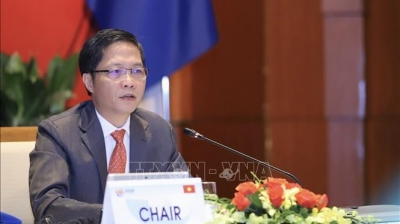 Regional ministers seek ways to facilitate ASEAN trade