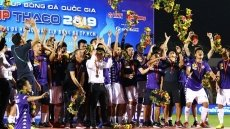 HCM City FC most likely challengers to Hanoi FC in V.League 2020 title race: AFC