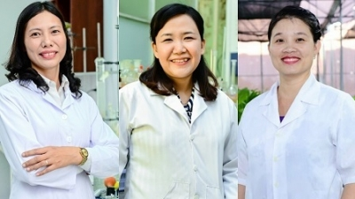 Three Vietnamese scientists included in Asia's top researchers list