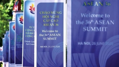 Enhancing ASEAN's cooperation and initiative