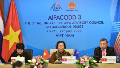 AIPA advisory council meets to reinforce cooperation in drug fight
