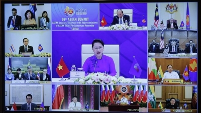 ASEAN Leaders' Interface with Representatives of AIPA a success: Official