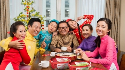 Promoting traditional cultural value of Vietnamese families