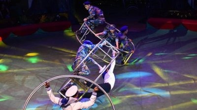 Circus programme to honour naval and coast guard forces