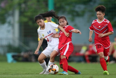 Women's National Football Cup 2020 kicks off in Hanoi
