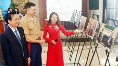 Quang Tri exhibition marks 25-year diplomatic ties of Vietnam, US