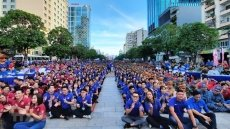 Summer volunteer campaign launched in Ho Chi Minh City