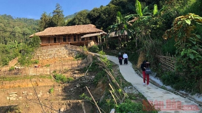 Beautiful homestay in Lao Cai province's Ban Lien commune