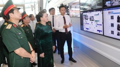 Viettel should work towards higher standing in Asia: NA leader