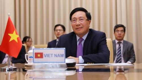 Vietnam seriously implements climate change-related commitments: Deputy PM