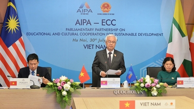 AIPA steps up parliamentary cooperation in education, culture