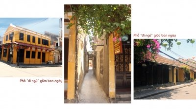 Here in Hoi An, I am writing to all those missing the ancient city