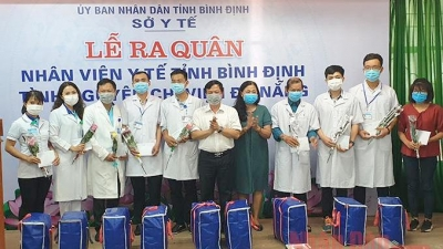 More support for Da Nang in COVID-19 fight