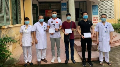 Vietnam confirms 34 more COVID-19 cases