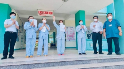 First Da Nang patients recover since new COVID-19 outbreak