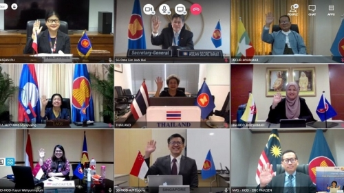 ASEAN Inter-Governmental Commission on Human Rights meets online