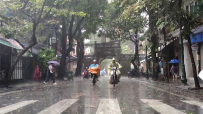 Hanoi to cool down as cold air hits northern Vietnam