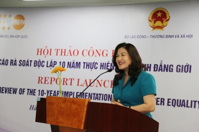 Vietnam's gender equality work drives initial positive changes: Deputy Minister