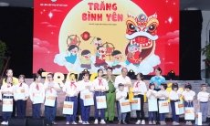 Activities entertain children ahead of Mid-autumn festival