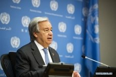 UN chief calls for further debt relief for developing countries amid COVID-19