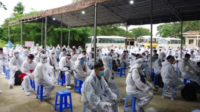 Vietnam enters 44th day without COVID-19 infection in community