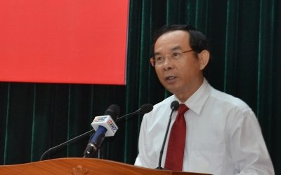 Nguyen Van Nen elected Ho Chi Minh City Party Secretary