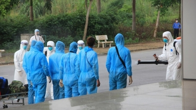 Vietnam enters 45th straight day without locally-transmitted COVID-19 cases